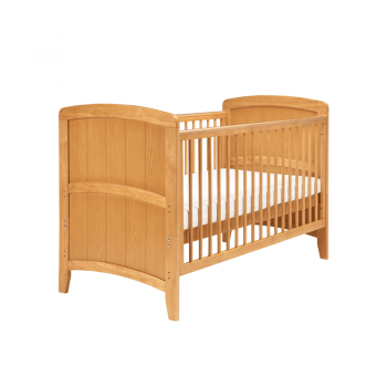 East Coast Venice Cot Bed - Antique