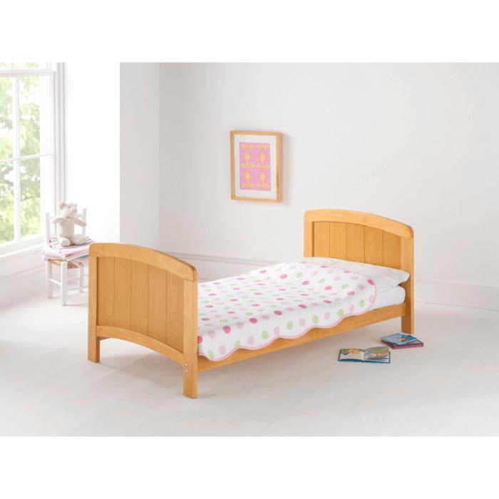 East Coast Venice Cot Bed - Antique - Lifestyle 2