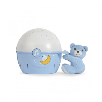 Chicco Next2Stars Baby Night Light Projector - Blue