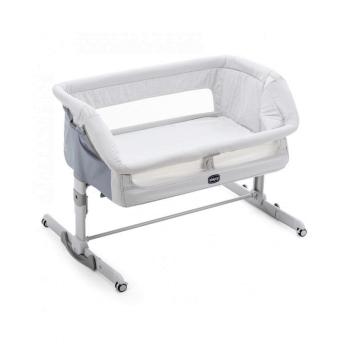 Chicco Next2Me Dream Side Sleeping Crib - Delicacy - Side