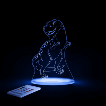 Aloka SleepyLights Nursery Night Light - T-Rex