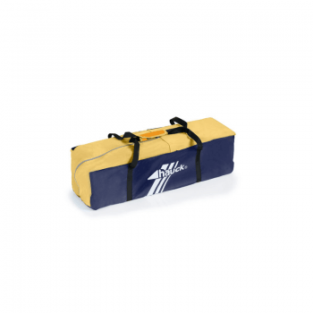 Hauck Dream 'n Play Travel Bed - Yellow / Blue - Bag