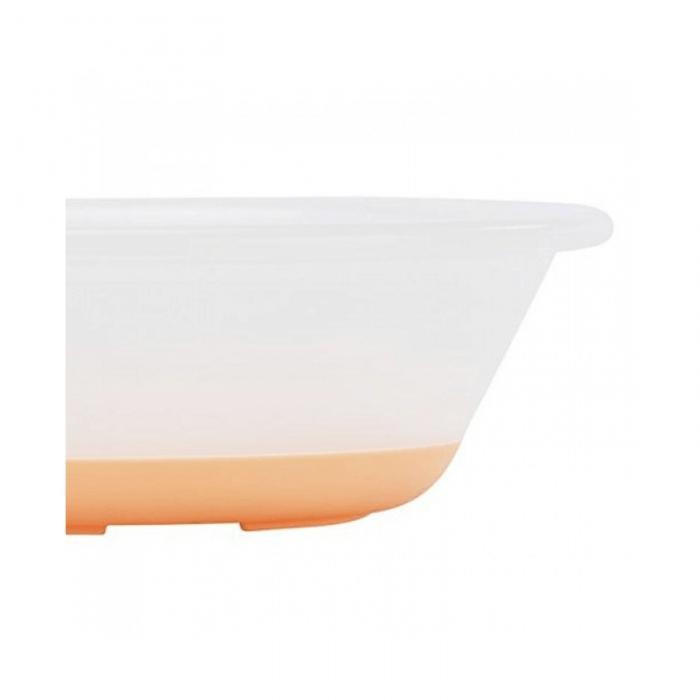 Babymoov Anti-Slip Feeding Set - Peach Bowl