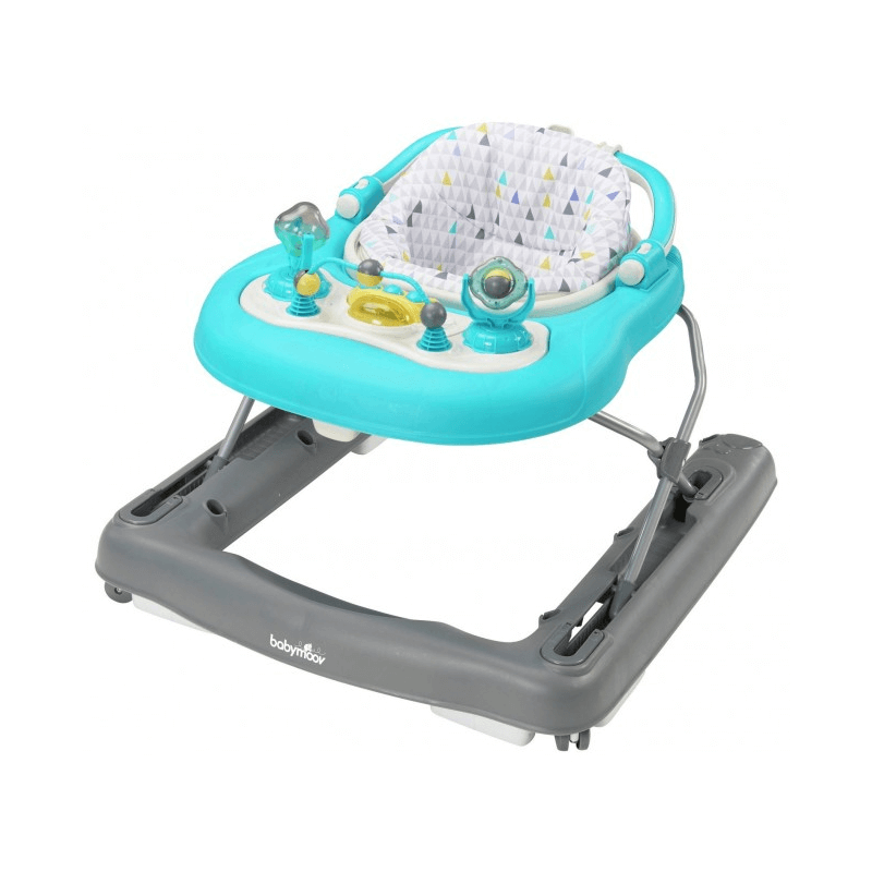 Compare retail prices of Babymoov Baby Walker 2 In 1 - Petrol to get the best deal online
