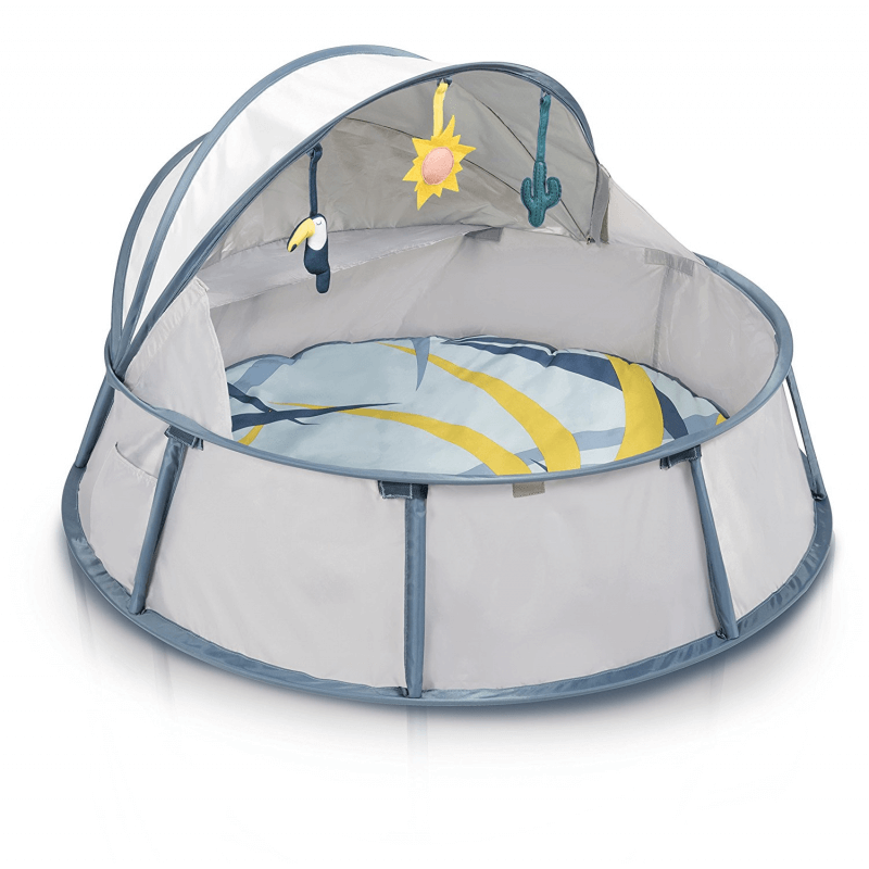 Compare retail prices of Babymoov Babyni Anti UV Tent - Tropical to get the best deal online