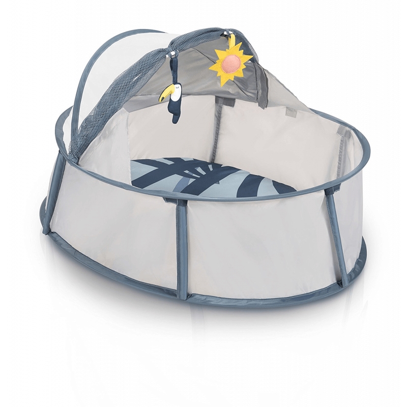 Compare retail prices of Babymoov Little Babyni Anti-UV Tent - Tropical to get the best deal online