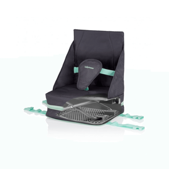 Babymoov Up and Go Booster Seat - Grey xray
