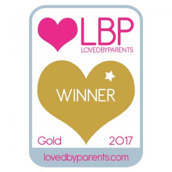 Babymore Bel Room Set 5 Pieces - White LBP Award 2017 Gold (web)