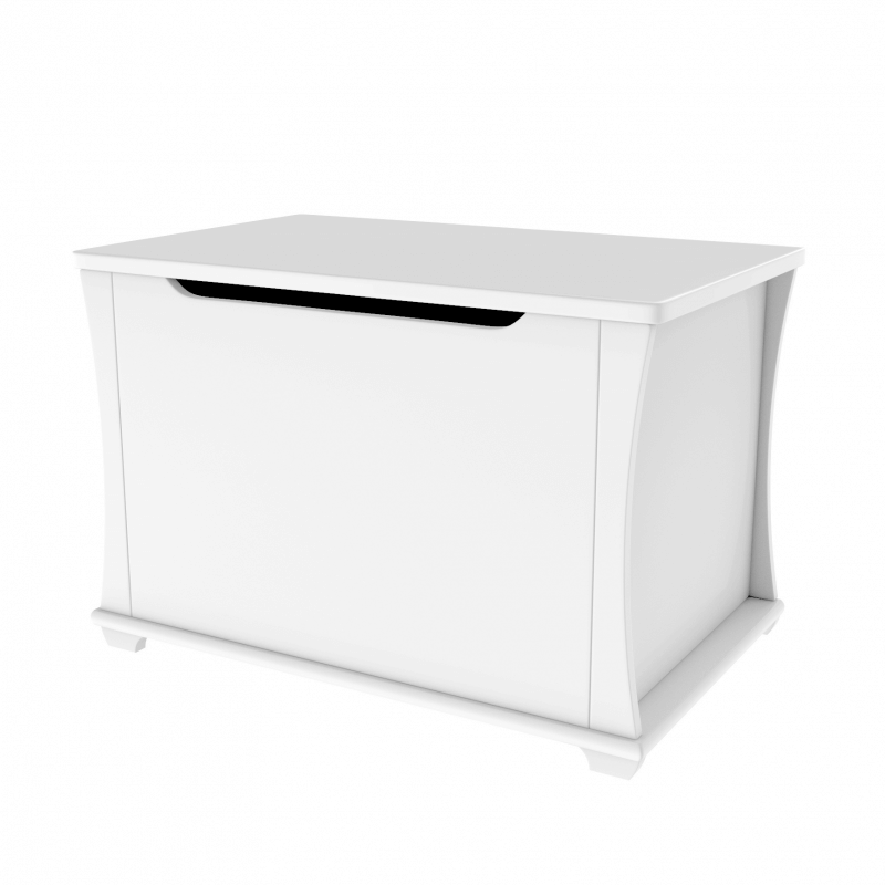 Compare retail prices of Babymore Bel Toy Chest - White to get the best deal online