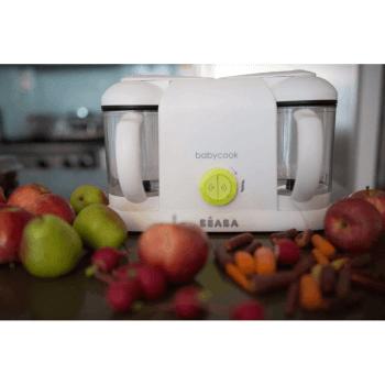 Beaba BabyCook Plus - Neon Apple (1)