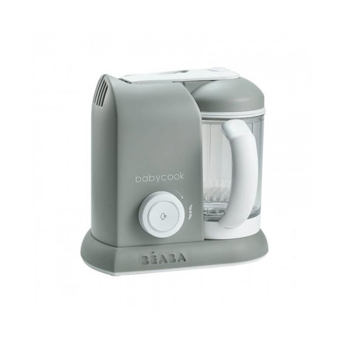 Beaba Babycook Solo 4-in-1 Food Processor (Grey)
