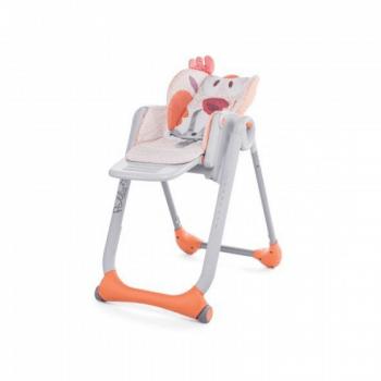 Chicco Polly 2 Start Highchair - Fancy Chicken Recline