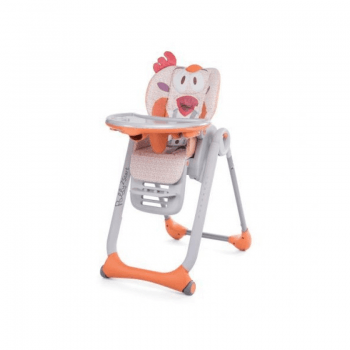 Chicco Polly 2 Start Highchair - Fancy Chicken Tray 2