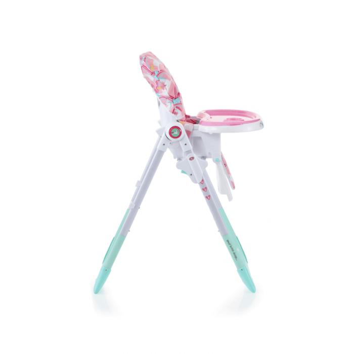 Cosatto Noodle Supa Highchair - Magic Unicorns Side