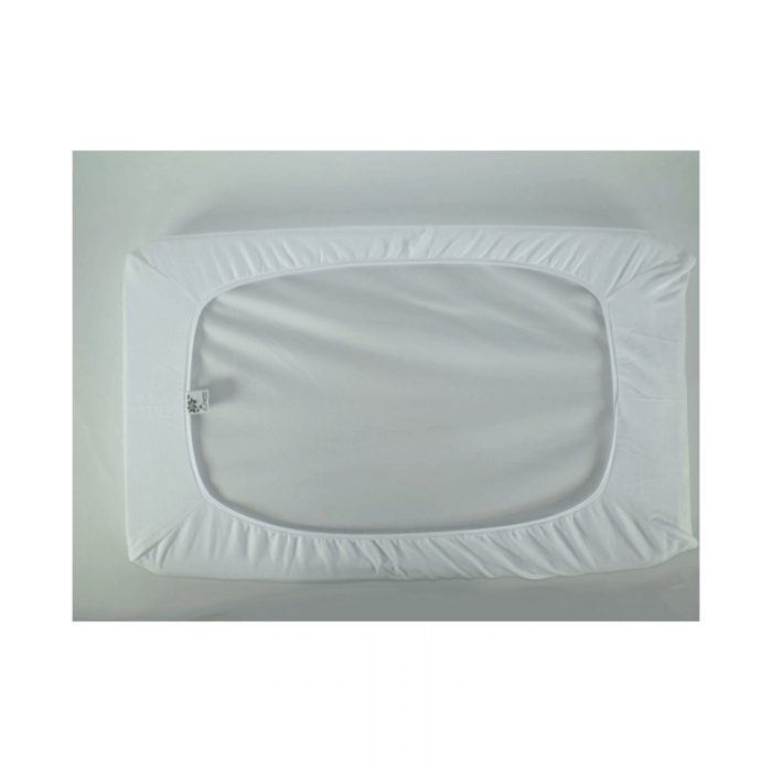 DK Glovesheet Organic Fitted Sheet - Fits Chicco Next2Me Crib Back