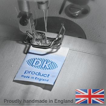 DK Glovesheets Stokke Sleepi Fitted Sheet - White 122x69cm UK