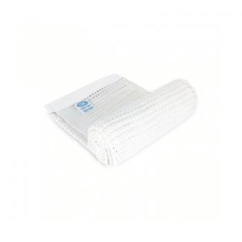 DK Glovesheets White Cotton Blanket Open