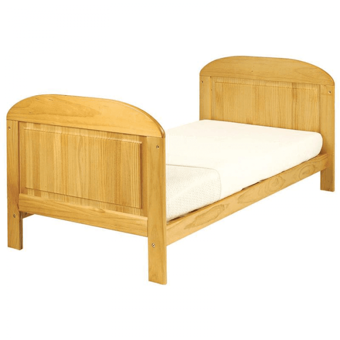 East Coast Angelina Cot Bed - Antique - Toddler Bed