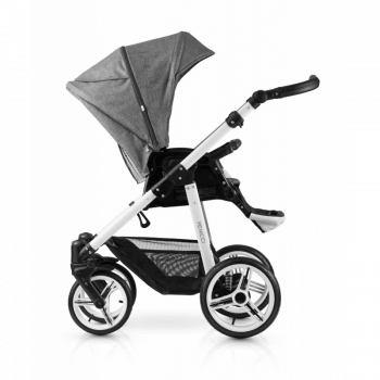 Venicci Pure 3-in-1 Travel System - Denim Grey - Seat Unit