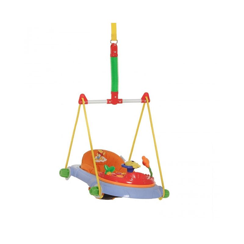 1b25a13fc Disney Jump Deluxe Door Bouncer - Pooh