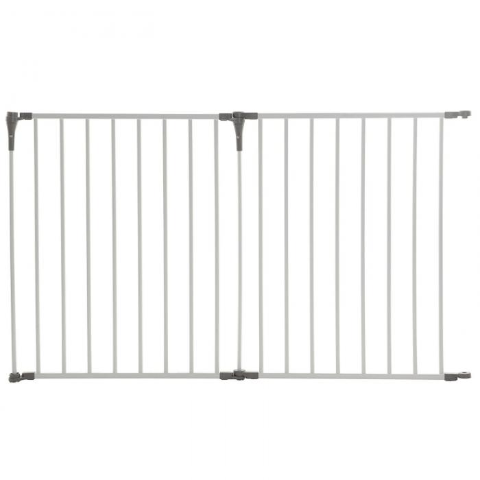 Dreambaby Royale Converta 2 Panel 120cm Extension - White Fold