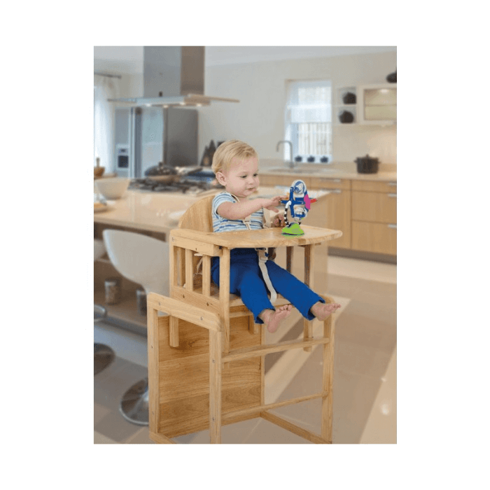 East Coast 3 in 1 Combination Highchair Inside