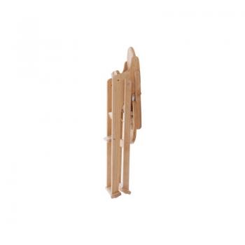 East Coast All Wood Folding Highchair Fold