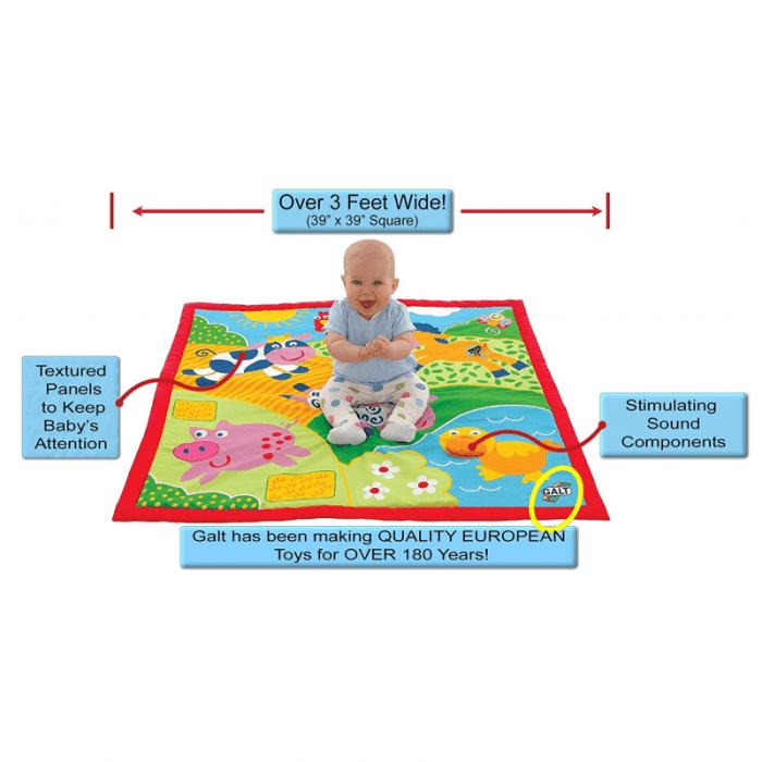 Galt Large Playmat Farm Info