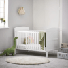 Grace Cot Bed- White- Lifestyle Image