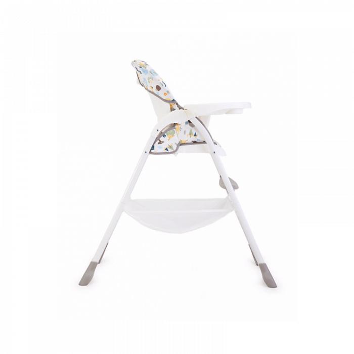 Joie Mimzy Snacker Highchair - Alphabet Side
