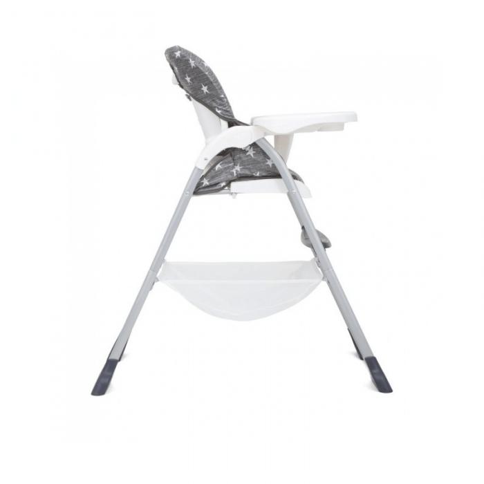 Joie Mimzy Snacker Highchair - Twinkle Linen 2