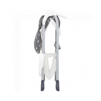 Joie Mimzy Snacker Highchair - Twinkle Linen Fold