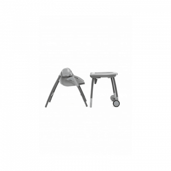 Joie Multiply 6-in-1 Highchair - Petite City Table Side