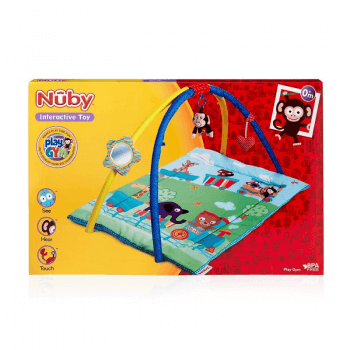 Nuby Activity Play Gym Box