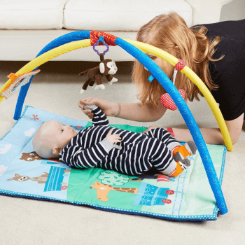 Nuby Activity Play Gym Indoors