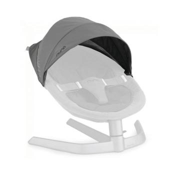 Nuna Leaf Canopy - Cinder - Accessory for Nuna Leaf Rocker