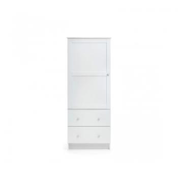 Obaby Lily 3 Piece Room Set - White Wardrobe