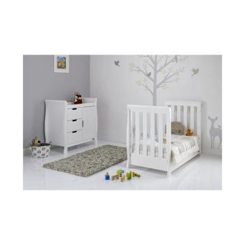 Obaby Stamford Mini 2 Piece Room Set - White Inside 2