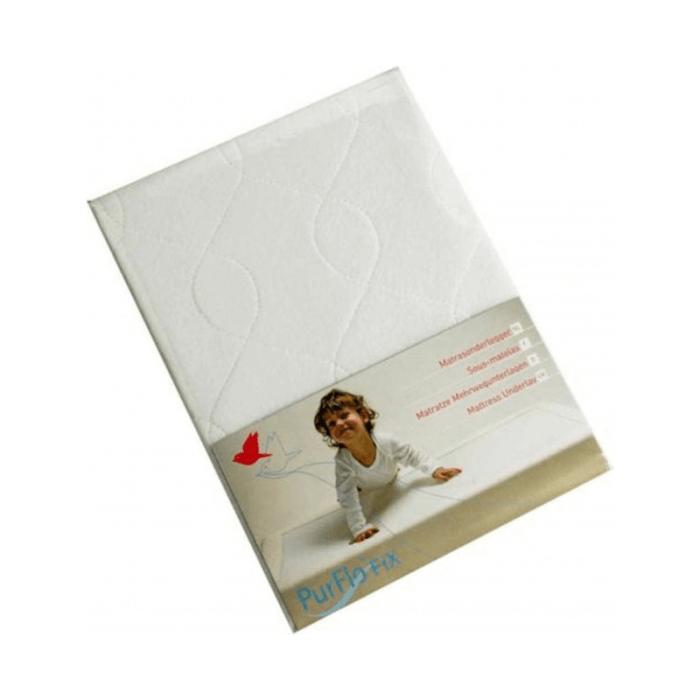 Purflo Fix Mattress Underlay - White