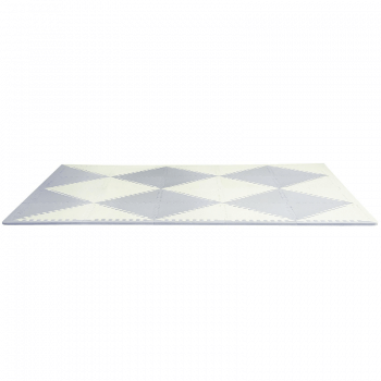 Skip Hop Geo Playmat - Grey-Cream