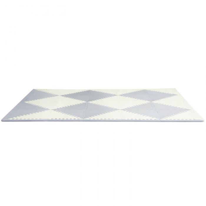 Skip Hop Geo Playmat - Grey-Cream