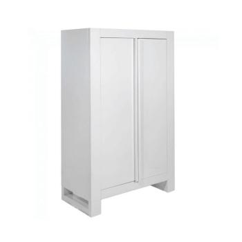 Tutti Bambini Rimini Wardrobe - Gloss White