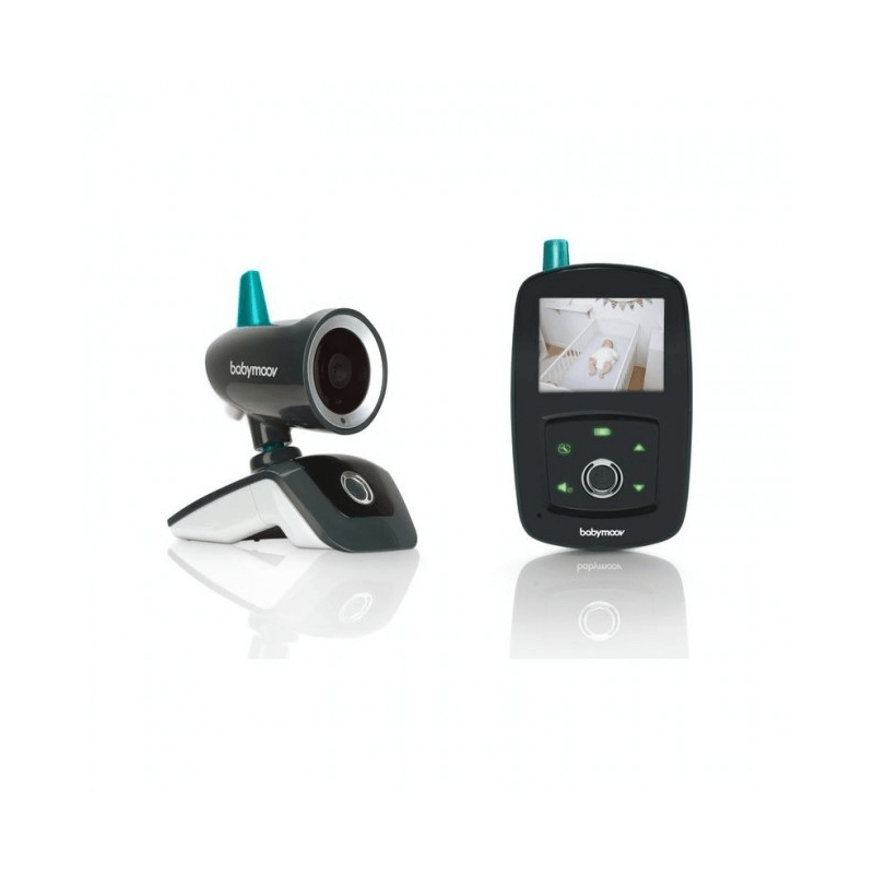 Compare retail prices of Babymoov Yoo-Travel Long Life Battery Video Baby Monitor to get the best deal online