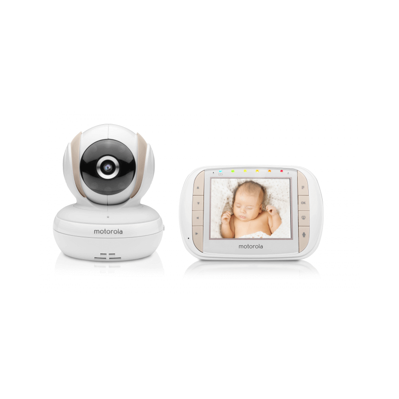 8ae2e9567ef3b1 Motorola MBP35/36S Video Baby Monitor + Free Star Grip | Best ...