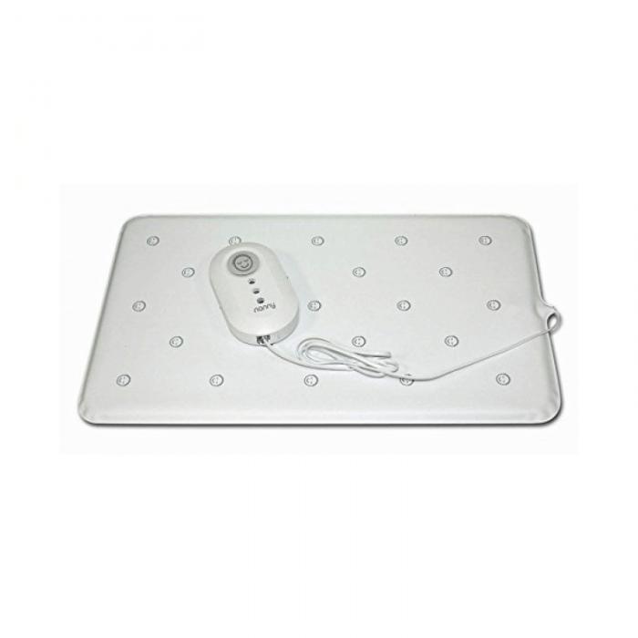 Motorola MBP35XLC Baby Video Monitor and Nanny Breathing Monitor Bundle Pad