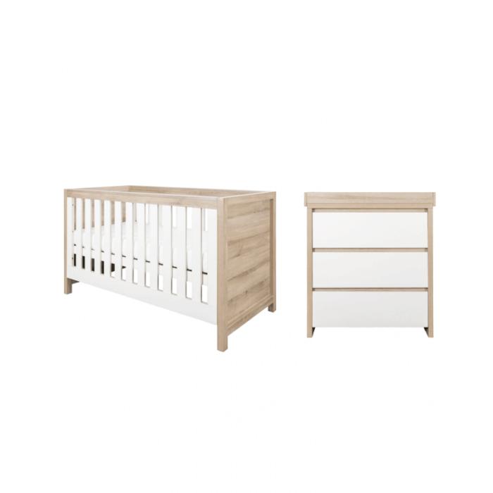 Tutti Bambini Modena 2 Piece Room Set
