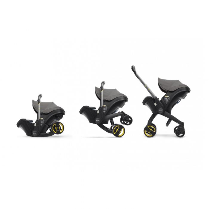 Doona Group 0+ Car Seat Stroller - Urban Grey 2
