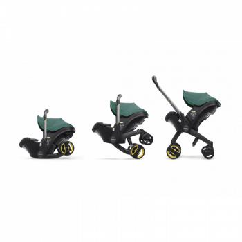 Doona Group 0+ Car Seat Stroller - Racing Green 2