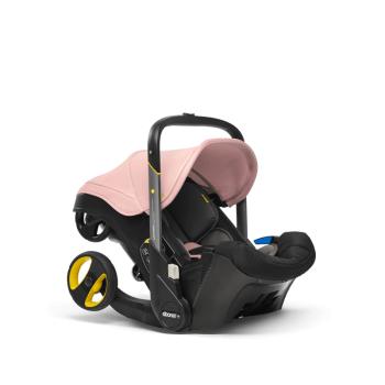 Doona Group 0+ Car Seat Stroller - Blush Pink 3