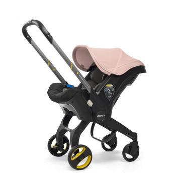 Doona Group 0+ Car Seat Stroller - Blush Pink 4